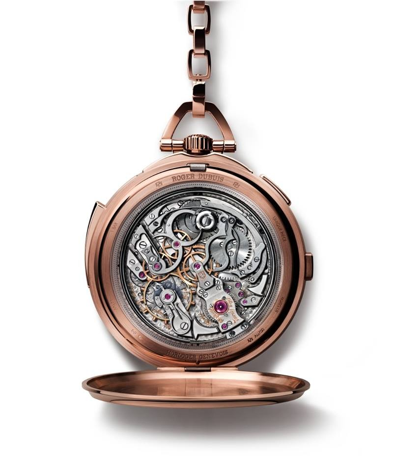 Roger Dubuis - Hommage Millessime watch