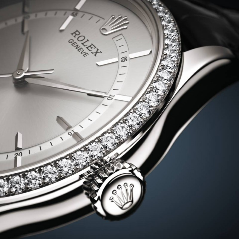 Rolex Cellini Time 2015 models- baselworld2015