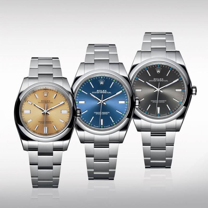 Rolex Rolex Oyster Perpetual 2015 models