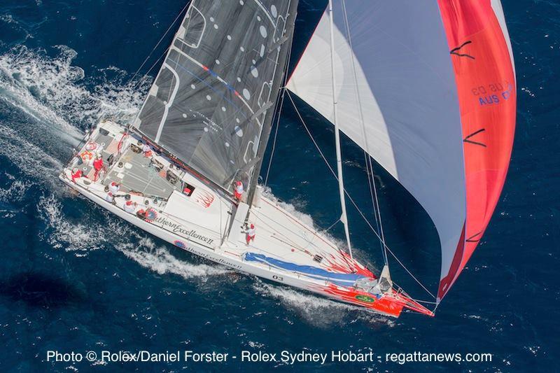 Rolex Sydney Hobart 2014-