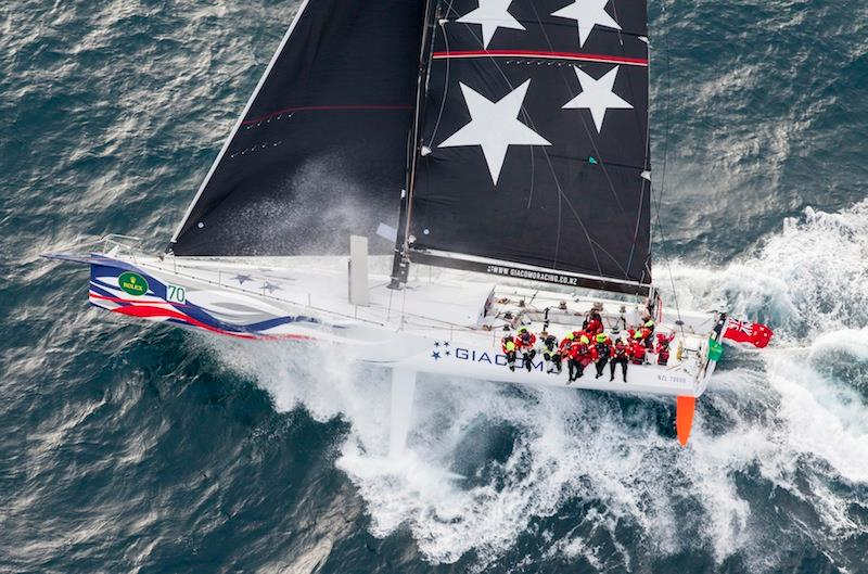 Rolex Sydney Hobart 2014 race-