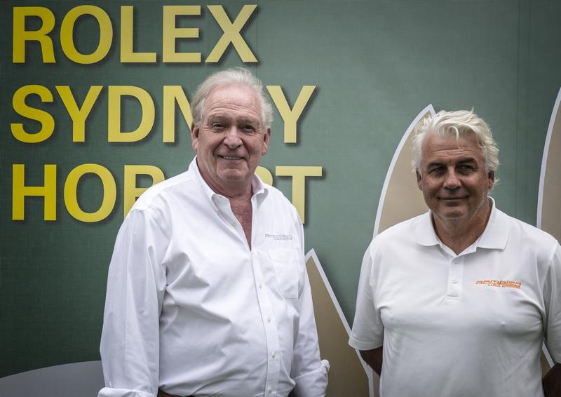 Rolex Sydney Hobart Yacht Race 2015