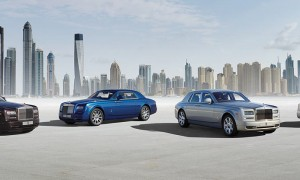 Rolls-Royce Phantom family