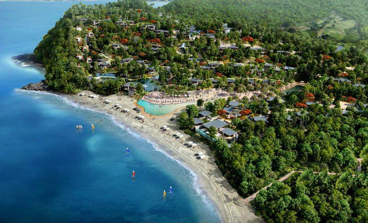 Rosewood Papagayo luxury resort in the Gulf of Papagayo Costa Rica