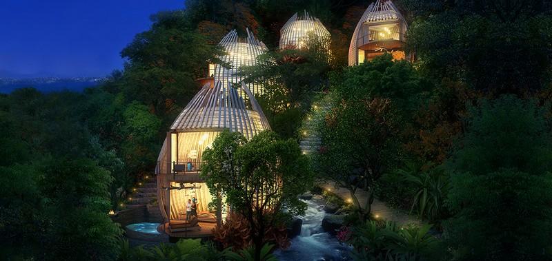 Rosewood Papagayo - luxury resort