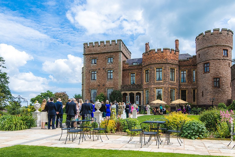 Rowton Castle – Shropshire, England