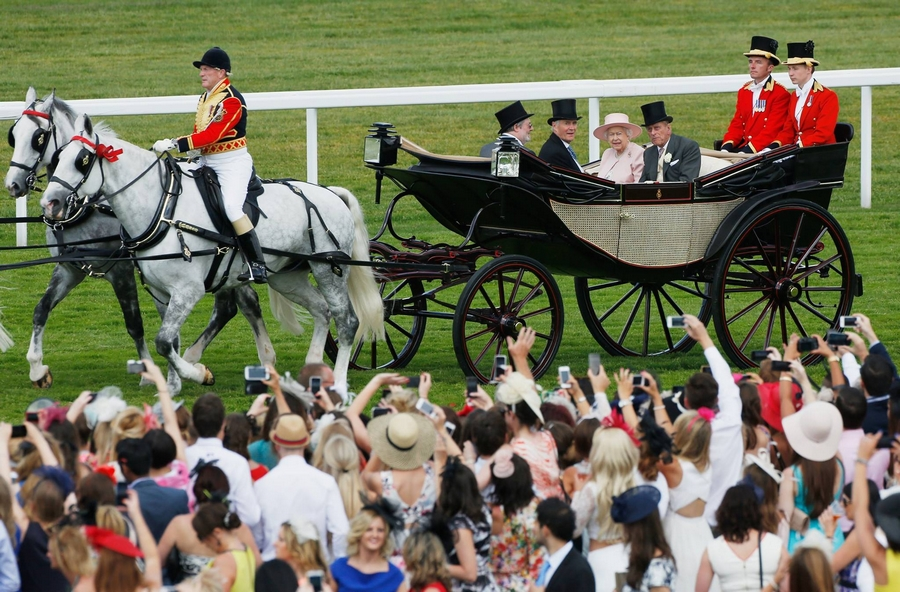 Royal Ascot Racecource-