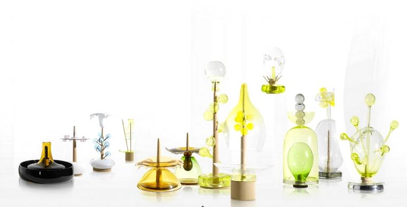 Ruinart - The Glass Calendar by Hubert le Gall