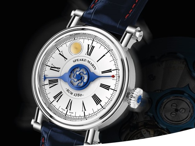 Rum Watch – a Swiss timepiece with a drop of Harewood rum from 1780