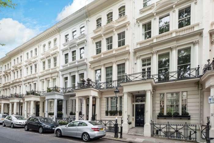Rutland Gate homes London