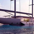 SALT _ Glass sailing yacht concept by Lujac Desautel