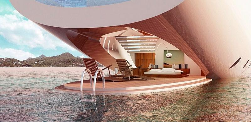 SALT _ Glass sailing yacht concept by Lujac Desautel-2015