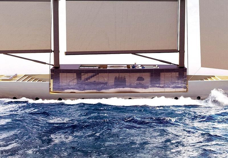 SALT _  sailing yacht concept by Lujac Desautel