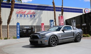 SHELBY AMERICAN'S SIGNATURE EDITION GT500 SUPER SNAKE PACKAGES TO HONOR FINAL 2007-2014 MODEL YEAR CARS