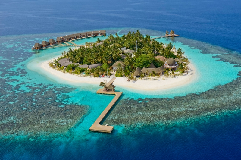 SLH's Top Private Island Hotels - Kandolhu Island in the Maldives