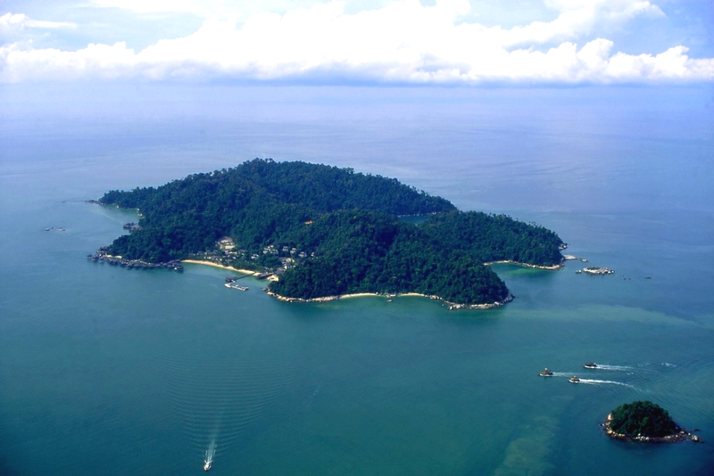 SLH's Top Private Island Hotels - Pangkor Laut Resort in Lumut, Malaysia
