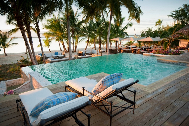 SLH's Top Private Island Hotels -Tiamo Resort on South Andros Island, Bahamas