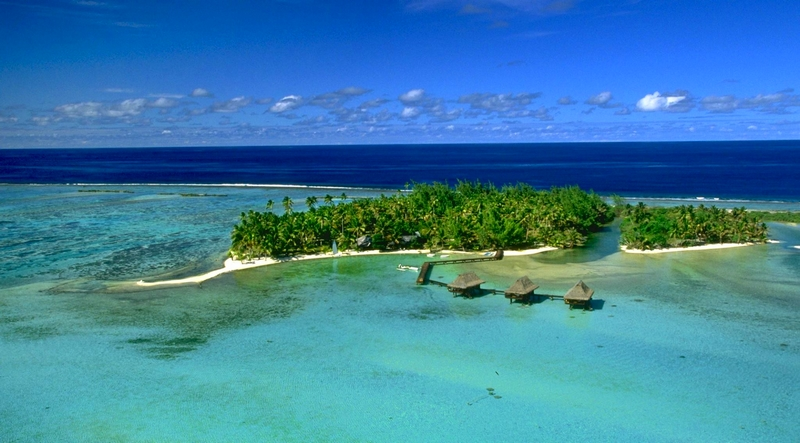 SLH's Top Private Island Hotels - Vahine Island on Vahine Island Tahaa, French Polynesia