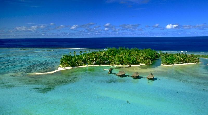 SLH's Top Private Island Hotels - Vahine Island on Vahine Island Tahaa, French Polynesia