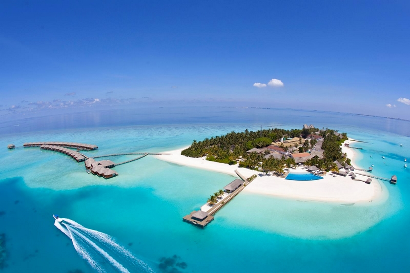 SLH's Top Private Island Hotels Velassaru Maldives in Male, Maldives