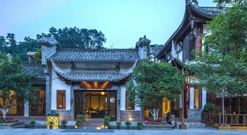 SLH small luxury hotels of the world 2016 - Ayard of Ch'an Leshan, China