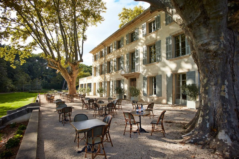 SLH small luxury hotels of the world 2016 - Domaine de Fontenille luxury property