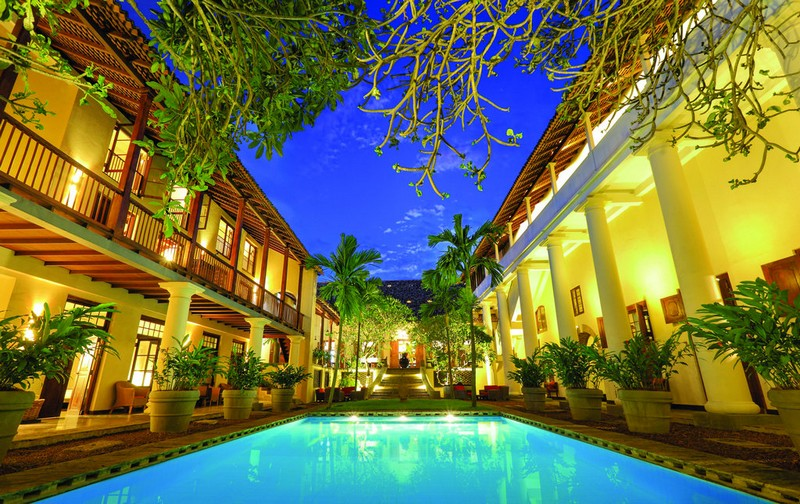 SLH small luxury hotels of the world 2016 - Galle Fort Hotel-