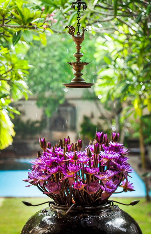 SLH small luxury hotels of the world 2016 - Galle Fort Hotel-flowers