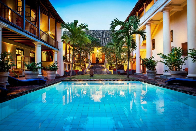 SLH small luxury hotels of the world 2016 - Galle Fort Hotel