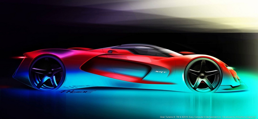SRT Tomahawk Vision Gran Turismo-lateral