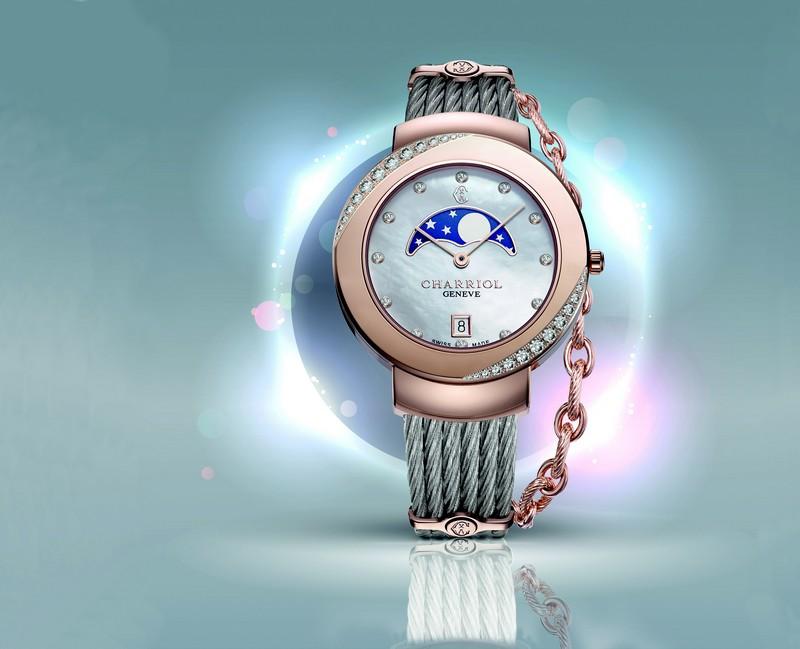 ST-TROPEZ 35  Eclipse watch