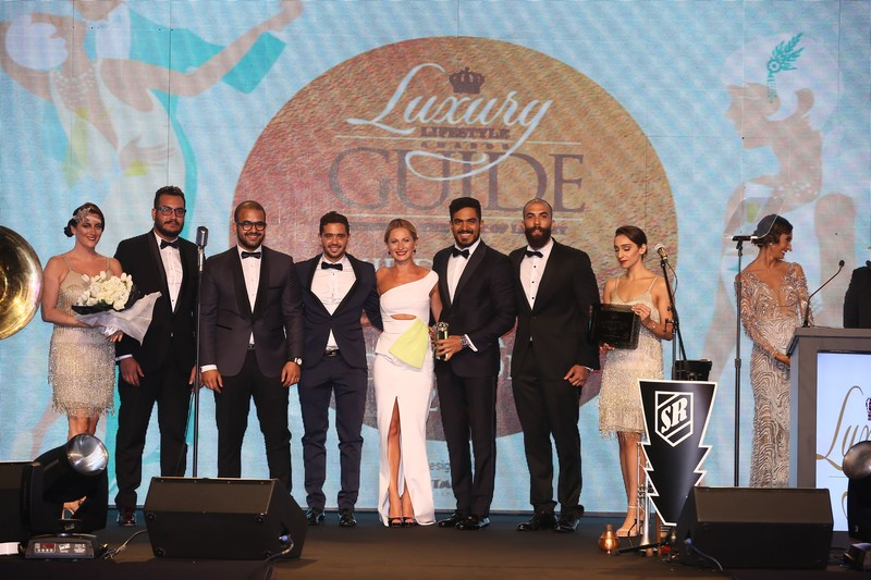 Luxury Lifestyle Awards Middle East And Africa 2016 STUDIO FIVE CAIRO TAKES A GOLDEN CROWN AS THE BEST INTERIOR DESIGN COMPANY OF EGYPT