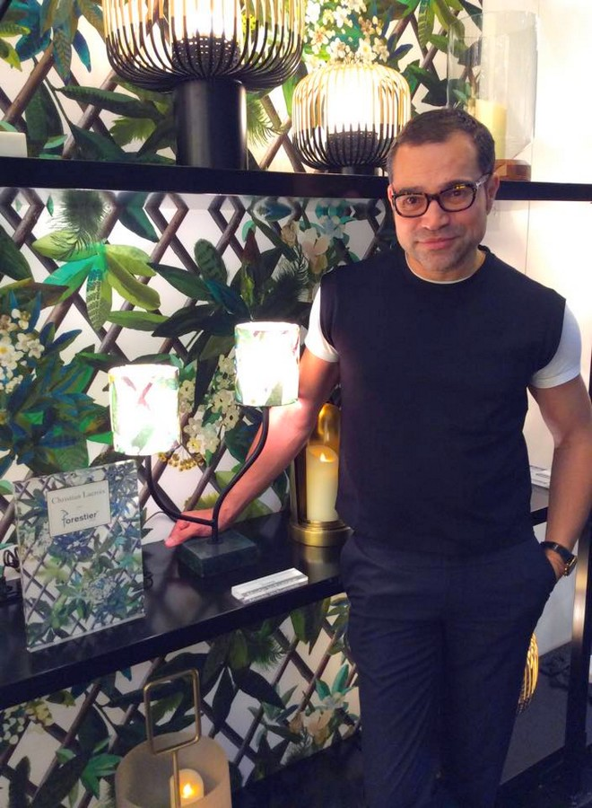 Sacha Walckhoff Christian Lacroix Creative Director