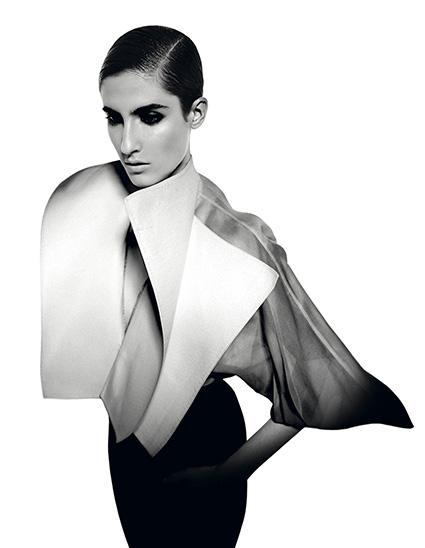 SailorGlam -La camicia bianca secondo me - Gianfranco Ferré