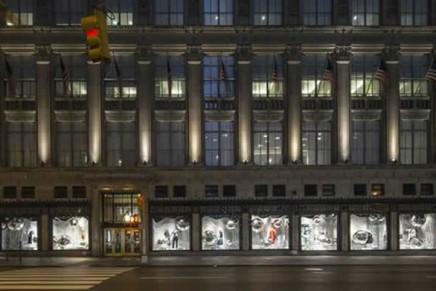 Saks Fifth Avenue x L'Avenue Paris