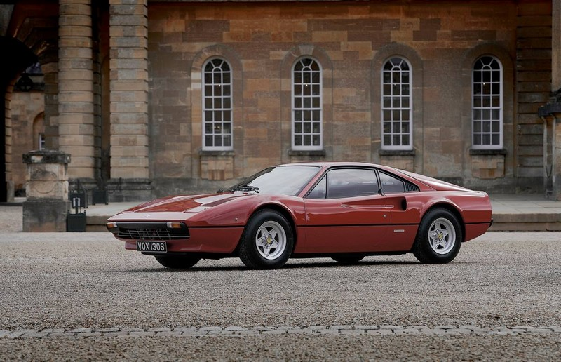SalonPriveLondon-Ferrari 308 GTB