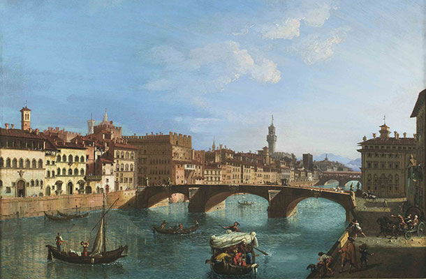 Salvatore Ferragamo A Palace and the City exhibition-