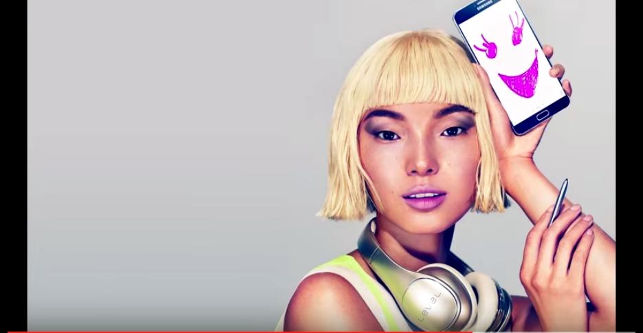 Samsung 2015 Fall Lookbook Behind-the-Scenes--