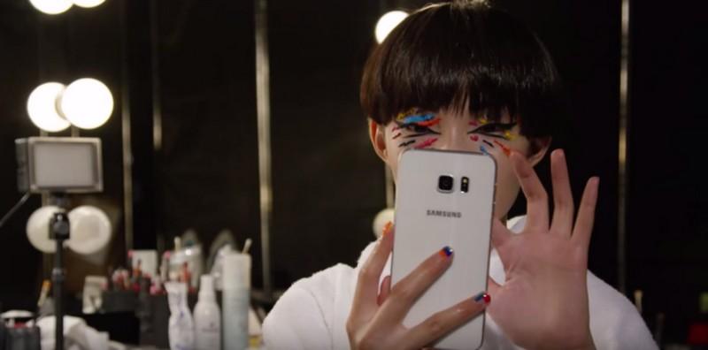 Samsung 2015 Fall Lookbook Behind-the-Scenes