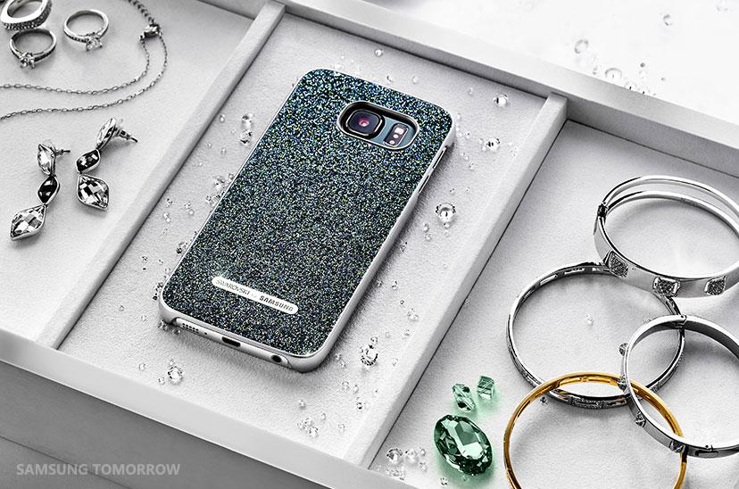 Samsung Accessories_2015 designers covers -Swarovski