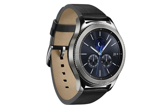 Samsung Expands Smartwatch Portfolio with Gear S3 smartwatch