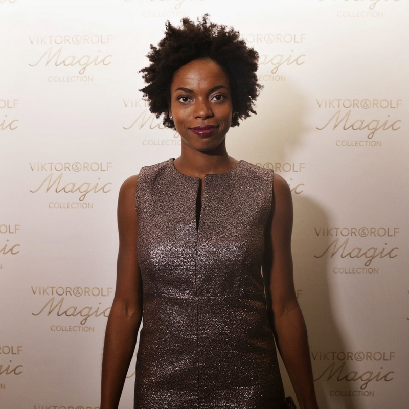 sasheer-zamata-at-the-launch-of-viktorrolf-magic-collection