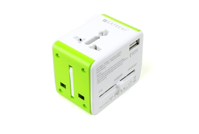 Satechi Smart Travel Router and Adapter