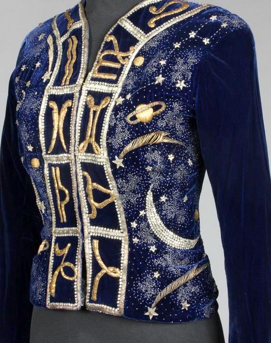 Schiaparelli Haute Couture Astrology collection