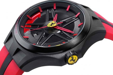 Baselworld 2015: Scuderia Ferrari Orologi, Hugo Boss, Lacoste, Tommy Hilfiger new watch collections