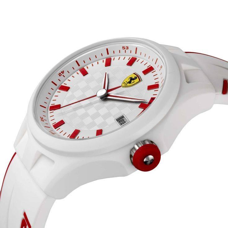 Scuderia Ferrari Orologi Watches Pit Crew