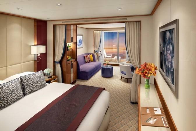 Encore, Seabourn's newest, ultra-luxury ship set to launch late 2016