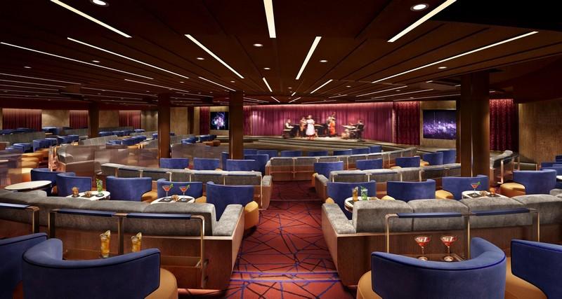 Seabourn - Seabourn Encore - Grand Salon