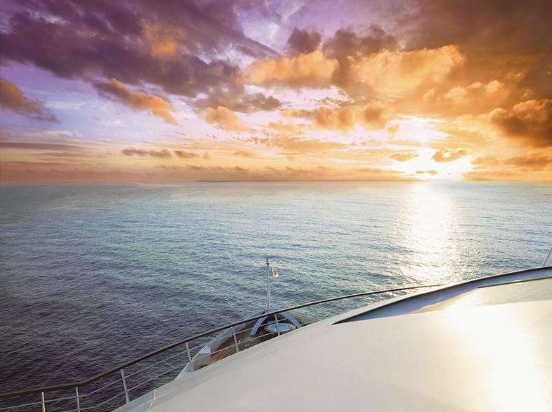 Seabourn Ship