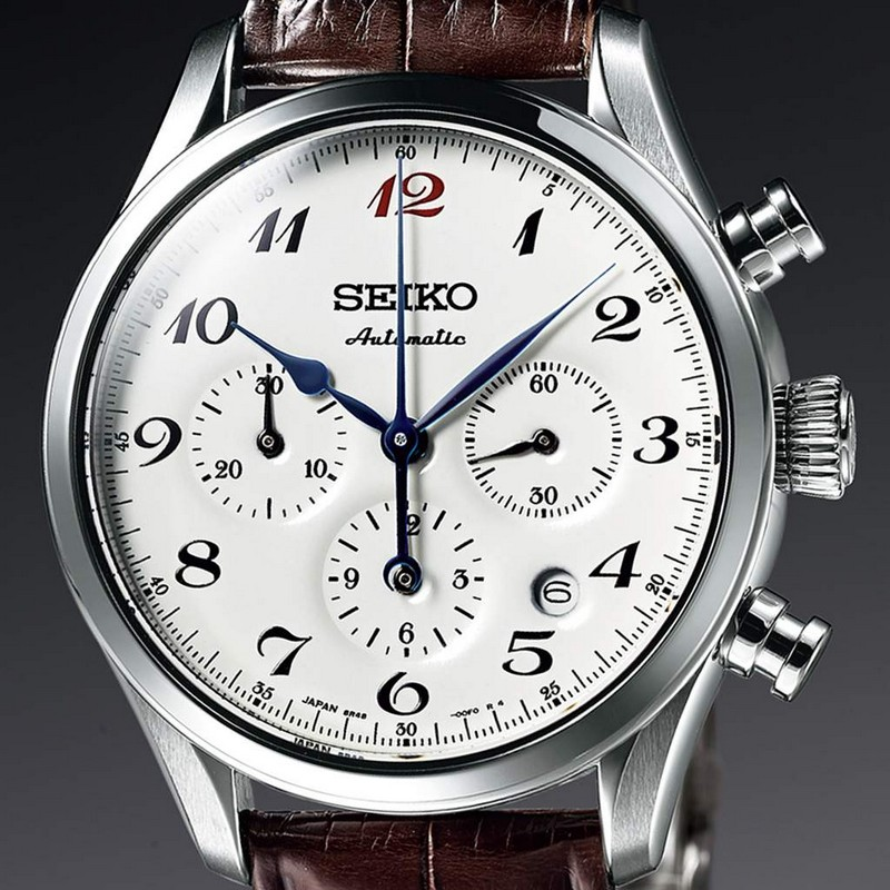 seiko-presage-automatic-chronograph-enamel-dial-watch
